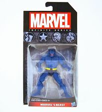Hasbro Marvel Infinite Series Marvel's Classic Beast (Blue) Figure
