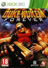 NEUF - jeu DUKE NUKEM FOREVER pour XBOX 360 francais game spiel juego gioco NEW