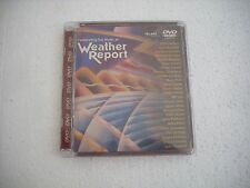 WEATHER REPORT / Celebrating the..  --  DVD AUDIO DOLBY DIGITAL 5.1 / DTS opened