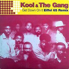 Kool & The Gang CD Single Get Down On It (Eiffel 65 Remix) - France (EX/EX+)