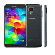 Unlocked Smartphone Samsung SM-G900T Galaxy S5 Android OS 4G LTE 16GB - Black