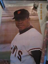 Juan Marichal SF Giants Sports Illustrated poster 1972 si