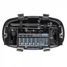 Kinsman 100w Portable PA System With Mixer Stands Microphone and Cables