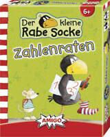 Amigo Rabe Socke Zahlenraten Ein tolles Spiel für Kinder ab 6 Jahren