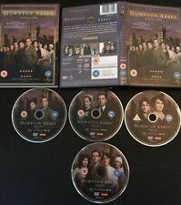 Downton Abbey - Series 2 - Complete (DVD, 2011, 4-Disc Set, Box Set)