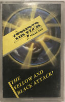Stryper ‎– The Yellow And Black Attack Cassette 1986 Enigma Records ‎– 4XT-73207