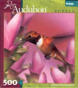 Tom Vezo Tom Vezo TBuffalo Games Jigsaw Puzzle Rufous Hummingbird