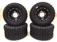 DWT G3 Beadlock Rims + ITP Holeshot Tires Front Rear Kit TRX450R TRX250R 400EX
