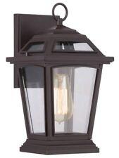 Quoizel RGE8407WTRidge 1 Light 13 inch Western Bronze Outdoor Wall Lantern