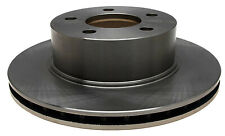 Disc Brake Rotor-Non-Coated Front ACDelco Advantage 18A121A