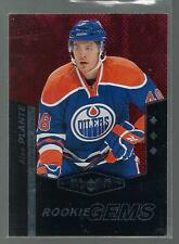 ALEX PLANTE 2010-11 Black Diamond Ruby #/100 ROOKIE Edmonton Oilers UD RC