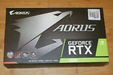 GIGABYTE AORUS GEFORCE RTX 2080 8GB GDDR6 NVIDIA Graphics card