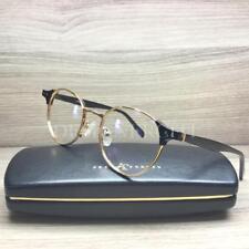Pret A Porter 17PP103701 Eyeglasses Yellow Gold Black Authentic