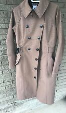 Columbia Sportswear Women Jacket - Long Brown Coat - Size Medium - Elegant Style