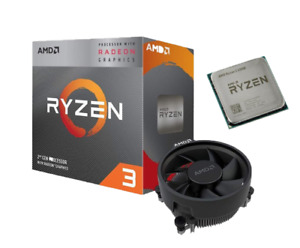 New AMD Ryzen 3 3200G Retail Boxed Processor 3.6GHz Quad Core YD3200C5FHBOX