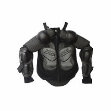 MX Peewee Kid Youth Body Armour Suit Dirt Bike Motocross Protector Extra Small