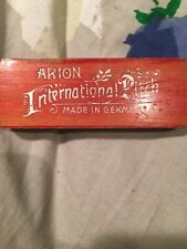 Arion International Pitch Harmonica Germany Vintage Cool