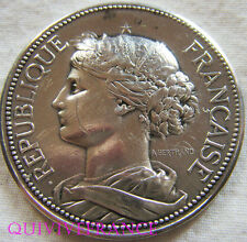 MED4998 - MEDAILLE CONSEIL GENERAL de la SEINE INFERIEURE 1892-1911 FONTAINE DUN