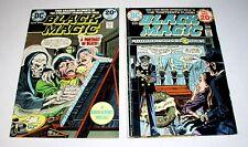 BLACK MAGIC #2 AND #6   JACK KIRBY AND JOE SIMON GOLDEN AGE REPRINTS