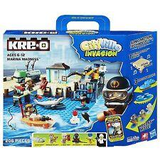 Kre-o Kreo Kreon Cityville Marina Madness New in Box Ships Free !!!!!