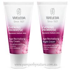 Weleda Face Evening Primrose Age Revitalising Day Cream 30ml