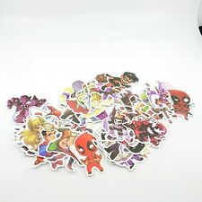 Comic Book Stickers, MARVEL DC TMNT and more Vinyl Decals