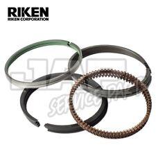 RIKEN PISTON RING SET x4 | Honda Civic Type R EP3 K20A2 Integra DC5 K20A|86.25mm