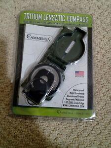 Cammenga 3HCS Official US Miltary Lensatic Compass