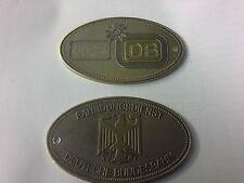 Fahndungsdienst- Dienstmarke- Dekoration Eisenbahn Railwaypolice