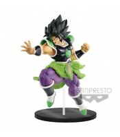 DRAGON BALL SUPER THE MOVIE BROLY ULTIMATE SOLDIERS BANPRESTO NEW. PRE-ORDER