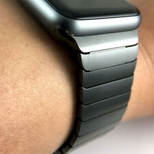 Genuine Original Apple Watch band 38 40 mm Stainless Steel Link Bracelet Series