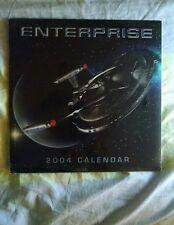 "Star Trek Enterprise 2004 12"" x 12"" Calendar"