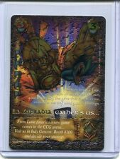 Mitos y Leyendos CCG La Cofradia Promo Card NM Condition