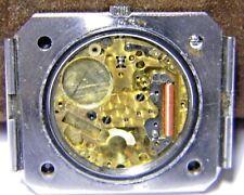 mens Concord Mariner SG Rectangle Tank watch Movement ETA 959.001 parts repair