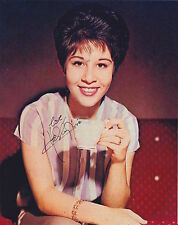 Helen Shapiro HAND SIGNED 8x10 Photo Autograph, Walking Back To Happiness  (B)