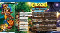 CRASH BANDICOOT N. SANE TRILOGY Cheat Software