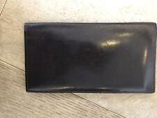 Coach Vintage Buffalo Leather Wallet