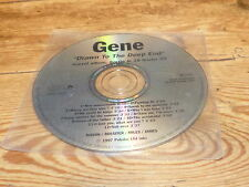 GENE - DRAWN TO THE DEEP END !!!!!!! !!!!! RARE CD PROMO!!!!!!FRANCE