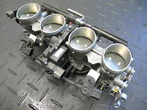 Kawasaki Z1000 z1000 SX Throttle bodies Carbs + Fuel Injectors 2012 - 2016 1