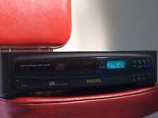 PLATINE CD   PHILIPS  CD 165
