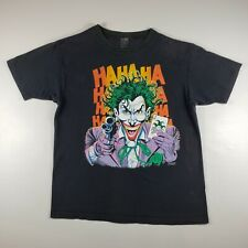 Vintage Joker Shirt 1989 Dc Comics Anvil Men's Size Xl Original Single Stitch