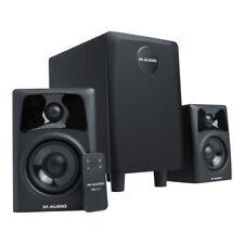 M-Audio Studiophile AV32.1 - Sistema Audio 2.1 Attivo Coppia Monitor e Subwoofer