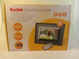 "Kodak Easy Share SV811 8"" Digital Picture Frame Remote Control"