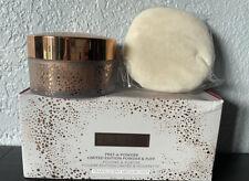 Laura Mercer Pret-A-Powder Limited Edition Powder & Puff. Translucent MediumDeep