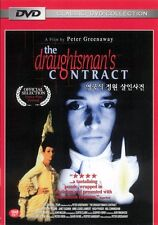 The Draughtsman's Contract (1982) DVD (Sealed) ~ Peter Greenaway