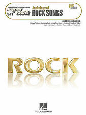 NEW Anthology of Rock Songs - Gold Edition: E-Z Play Today Volume 341