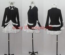 japan anime Corpse Demon Shiki kirishiki sunako cosplay costume any size custom