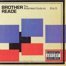 Brother Reade The Illustrated Guide to:  9 to 5 CD EP EX+ Parental Advisary