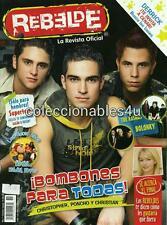 REVISTA REBELDE #25 alejandra guzman the rasmus angelique boyer  magazine 11