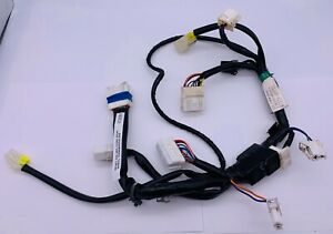 OEM 03-07 Infiniti G35 Coupe Sport Front Driver Left Seat Lower Wire Harness